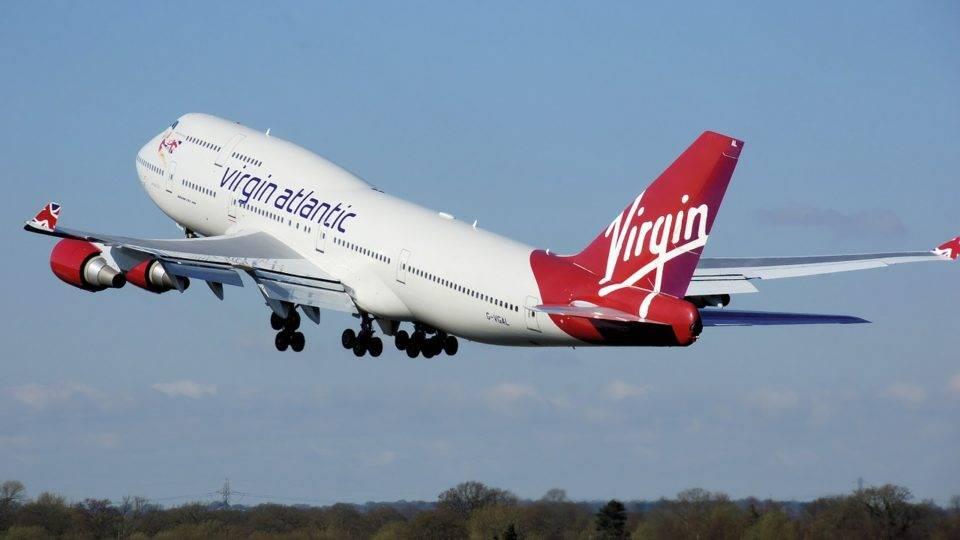 Virgin Atlantic começa a voar para Londres em março