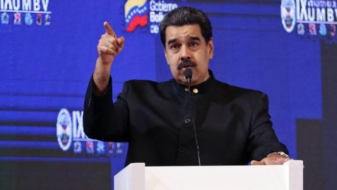 Maduro implantará sistema antimísseis na fronteira com a Colômbia