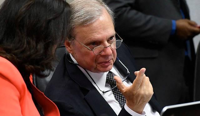 Tasso Jereissati está no segundo mandato como senador
