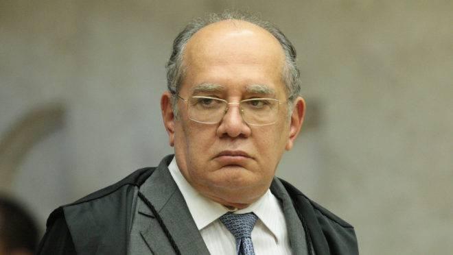 Gilmar Mendes, ministro do STF.