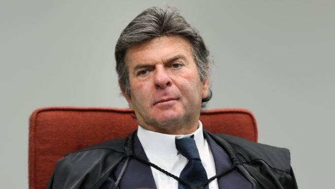 Ministro Luiz Fux, presidente do STF.