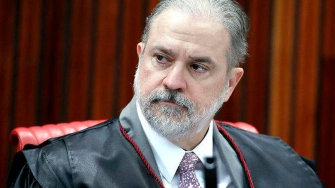 Augusto Aras foi escolhido por Bolsonaro como procurador-geral da República (PGR)