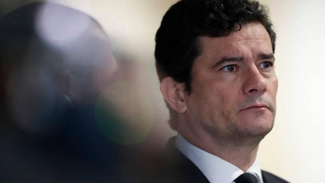 Sergio Moro ministrou palestra em Curitiba nesta sexta-feira (6)