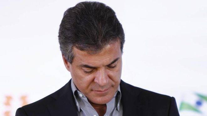 Beto Richa (PSDB) foi preso três vezes no período de um ano.
