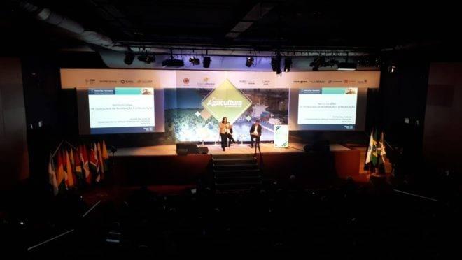 Mais de 600 pessoas, de 16 países, acompanharam os 12 painéis, com cerca de 40 palestrantes ao longo do evento.