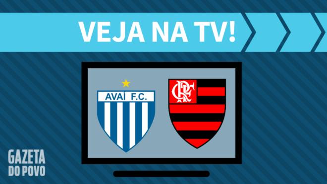 Avaí x Flamengo: veja na TV