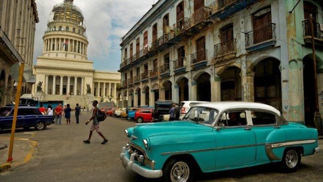 Capitólio de Havana, Cuba, 30 de agosto de 2019