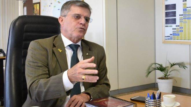 Secretário nacional de segurança pública do Ministério da Justiça concede entrevista exclusiva à Gazeta do Povo