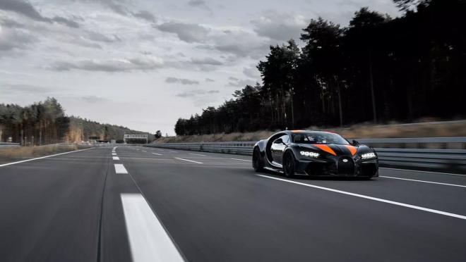 (Divulgação/Bugatti)