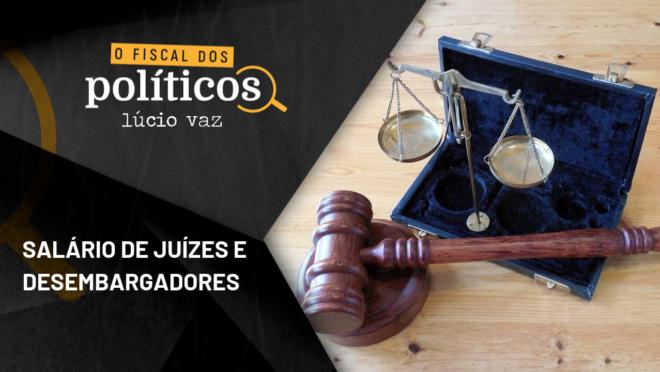 Justiça gasta R$ 4,3 bilhões com dinheiro extra para juízes e desembargadores