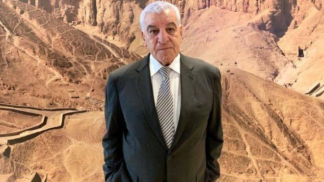 Considerado a maior autoridade do mundo em egiptologia, Zahi Hawass esteve na cidade para a inauguração de museu dedicado à história de Tutankhamon.