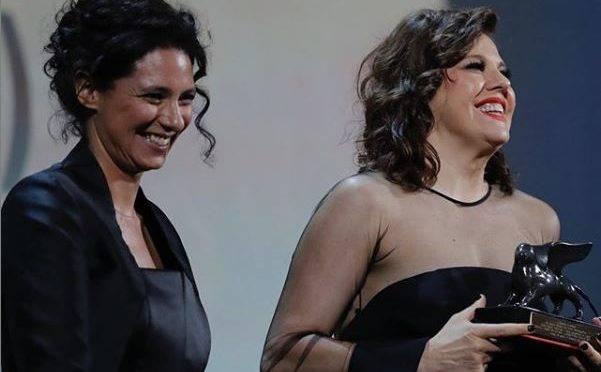 barbara paz premio festival cinema veneza