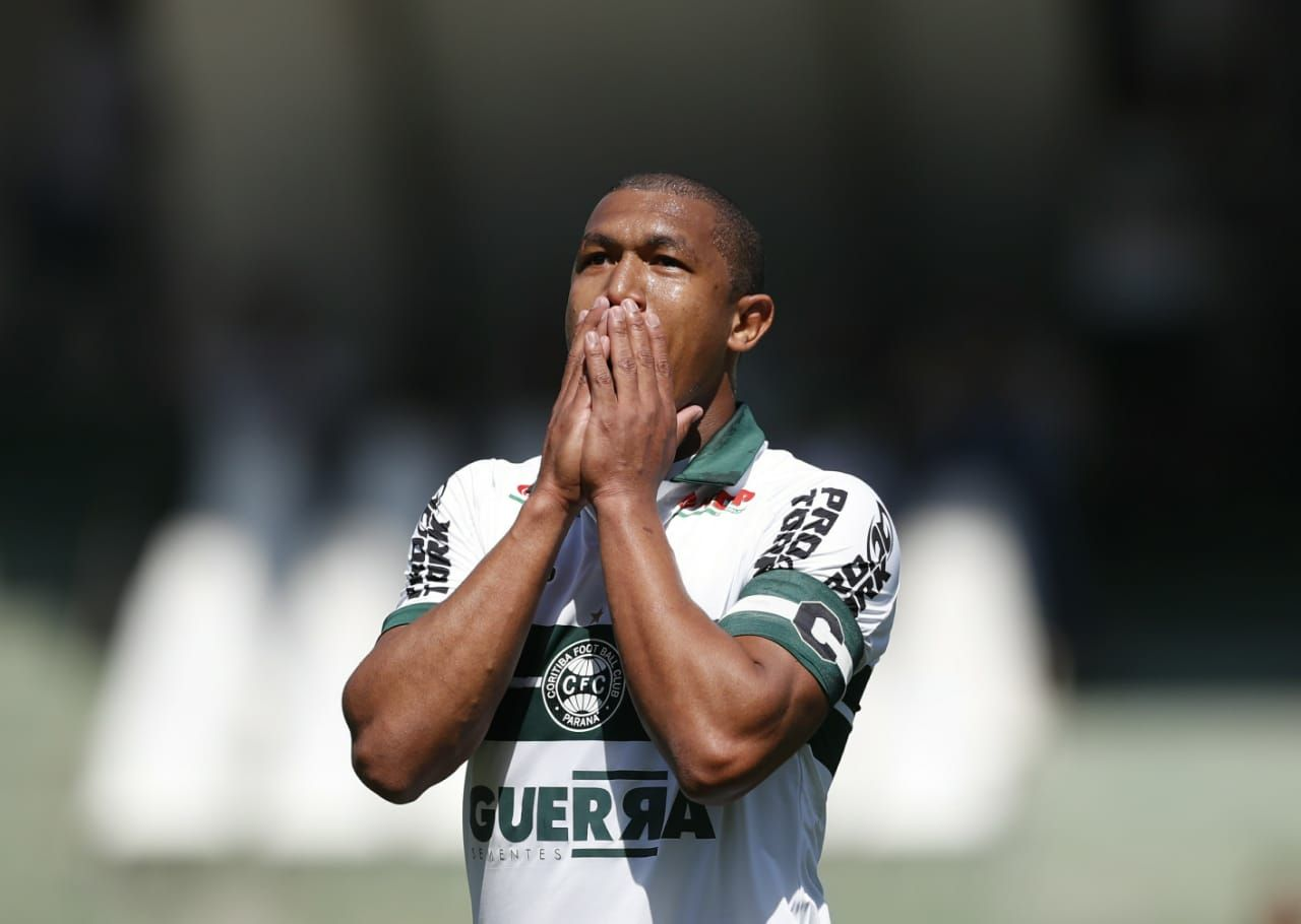 Rodrigão vive seu maior jejum de gols na temporada: não marca há cinco jogos