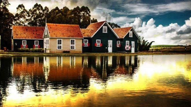 Parque Histórico de Carambeí reproduz uma vila holandesa e faz uma homenagem aos imigrantes.
