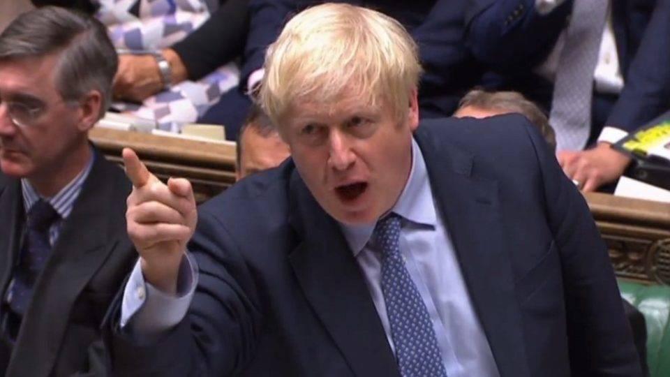 Boris Johnson diz que não negociará adiamento do Brexit com UE