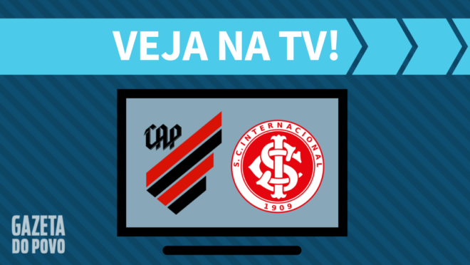 Athletico x Internacional: veja na TV
