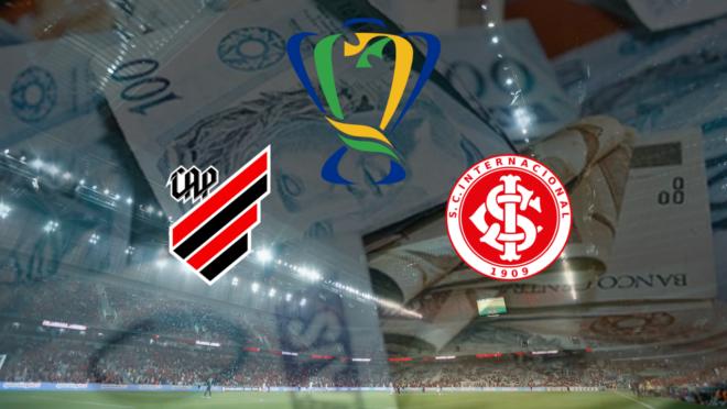 Athletico x Internacional: quem leva a melhor nas finanças entre os finalistas da Copa do Brasil 2019?