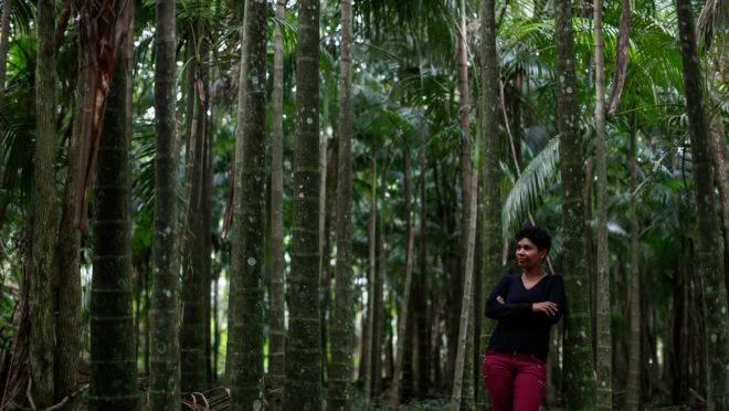 Tânia Mendes da Silva comanda uma pousada na região litorânea e conta com os cursos de capacitação para fazer o negócio se desenvolver