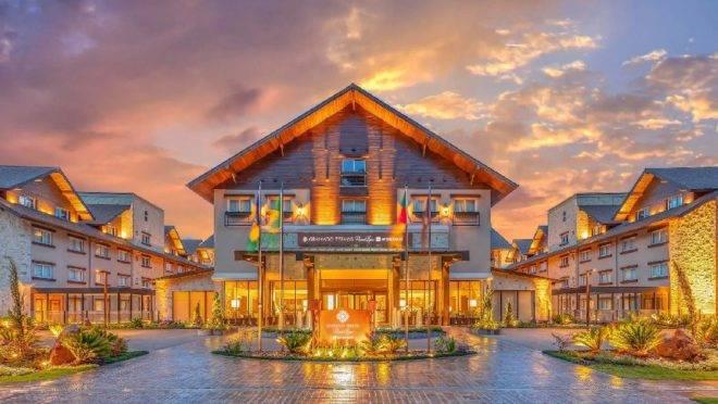 Pacotes para o Wyndham Gramado Termas Resort & Spa estão com 35% de desconto na Semana do Brasil.