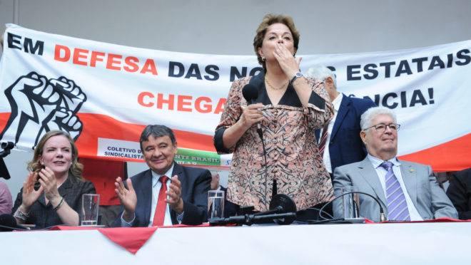 Nova CPMF: Dilma buscava desonerar folha, lembra Maia