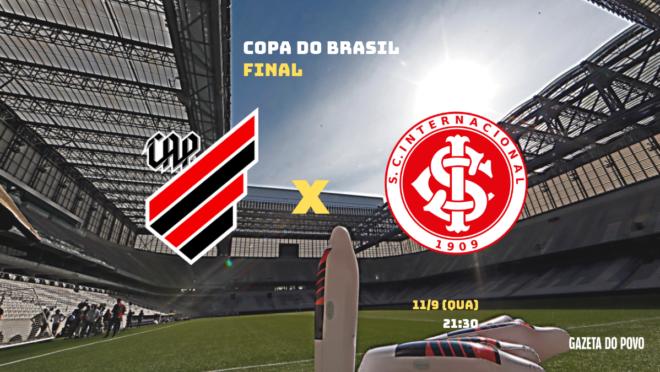 Athletico X Internacional Ao Vivo Saiba Tudo Da Final Da Copa Do Brasil