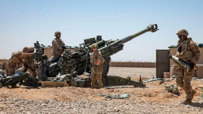 Soldados americanos em missão no sul do Afeganistão
