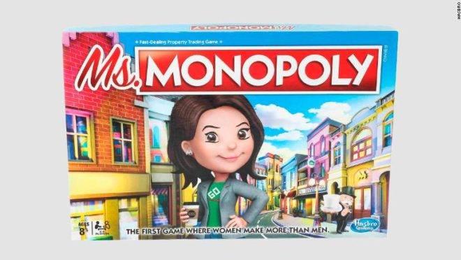 Depois do Banco Imobiliário socialista e para millennials, a Hasbro está lançando uma versão do jogo que dá uma considerável vantagem para as mulheres.