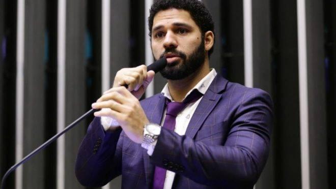 O deputado David Miranda (PSOL-RJ).