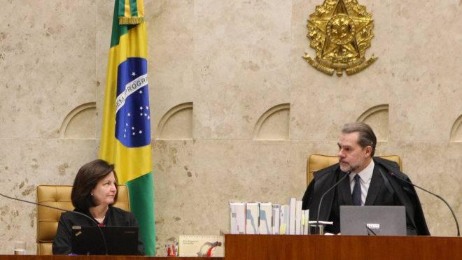 Deportação sumária: Raquel Dodge e Dias Toffoli
