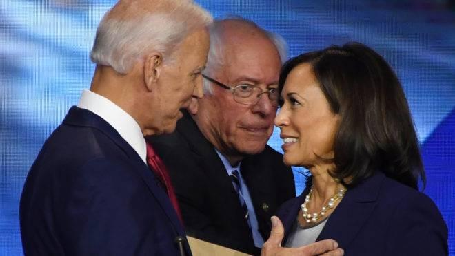 debate primárias democratas