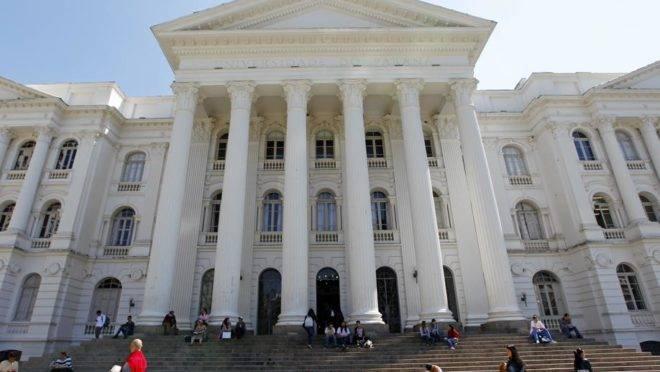 Universidade Federal do Paraná (UFPR) é a instituição paranaense melhor colocada.
