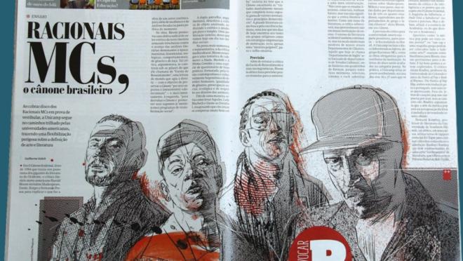 O projeto gráfico da Gazeta do Povo começou a circular em Curitiba em 2017, quando o impresso tornou-se semanal.