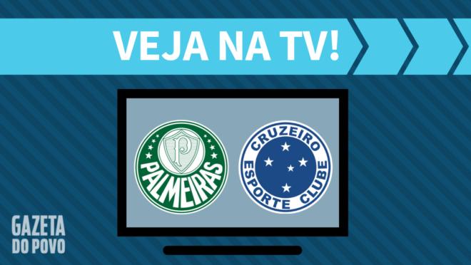 Palmeiras x Cruzeiro: veja na TV