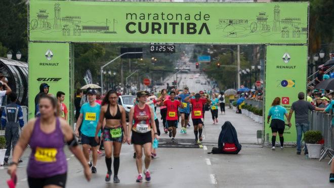 Curitiba recebe 24 corridas de setembro a dezembro.