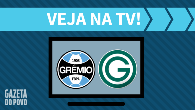 Grêmio x Goiás: veja na TV