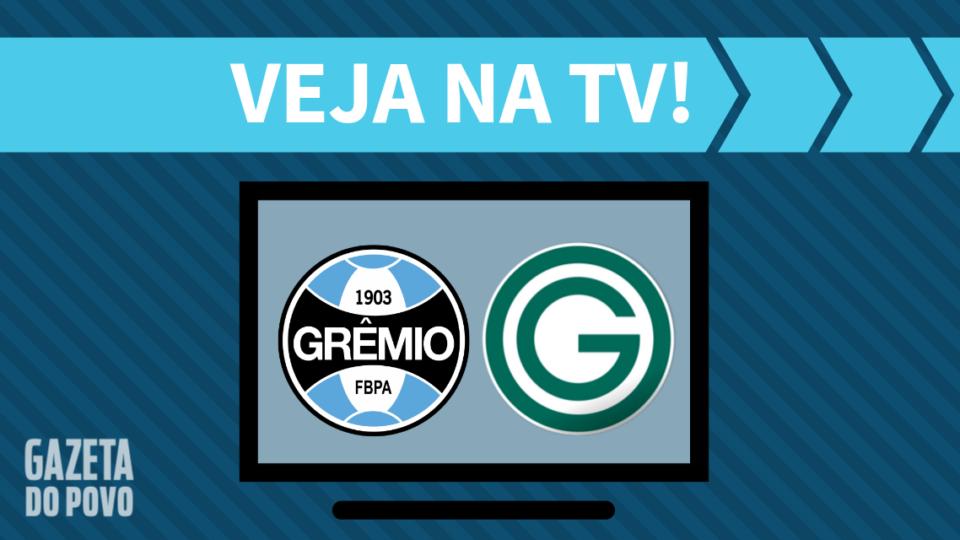 Grêmio x Goiás AO VIVO: saiba como assistir ao jogo na TV