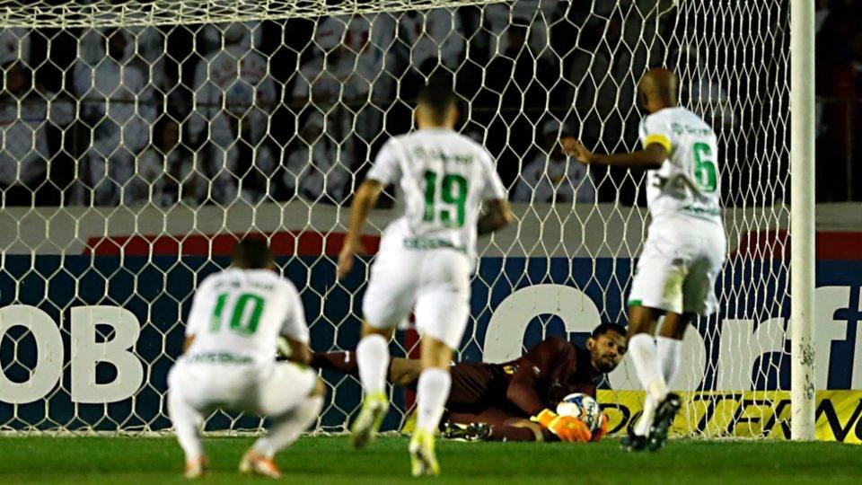 Paraná fica no empate com Cuiabá e completa dois meses sem vencer na Vila Capanema