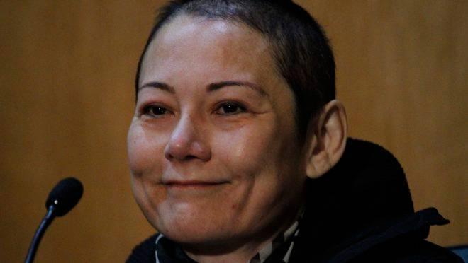 Nelma Kodama em depoimento à CPI da Petrobrás, em 2015