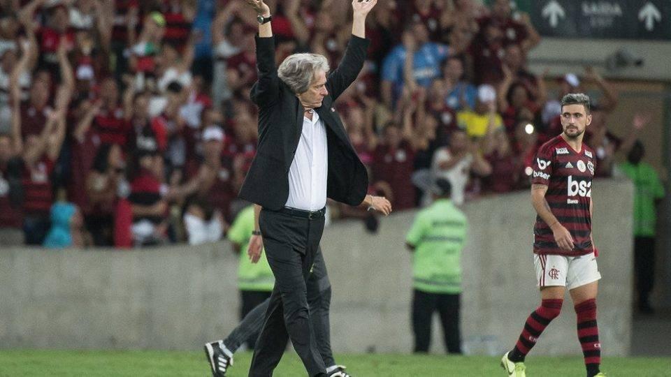 Com técnico que não prioriza mata-mata, Flamengo fecha turno do Brasileiro líder