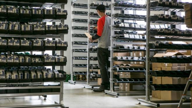 Varejistas brasileiras têm a vantagem de uma vasta estrutura de distribuição já instalada no país