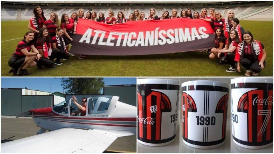 Avião fretado, teco-teco até o Beira-Rio, plantão por ingresso; atleticanos estão loucos pela Copa