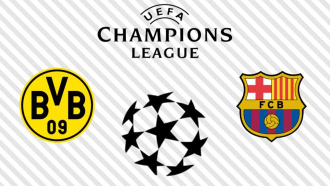 Borussia Dortmund x Barcelona: veja na TV