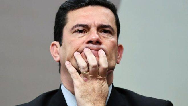 Sergio Moro, ministro da Justiça