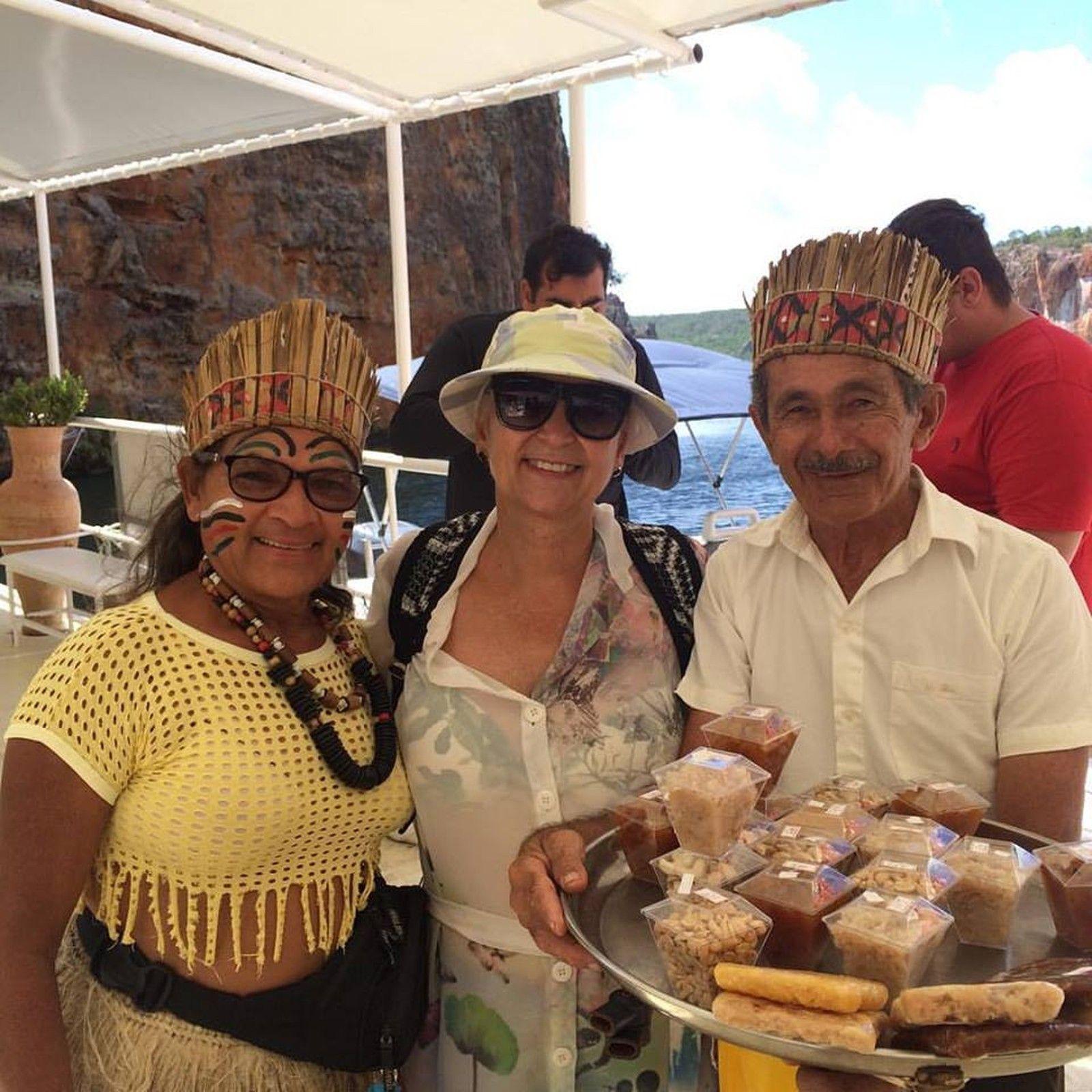Conhecer a cultura de cada região era uma prioridade na viagem. Foto: Arquivo pessoal.
