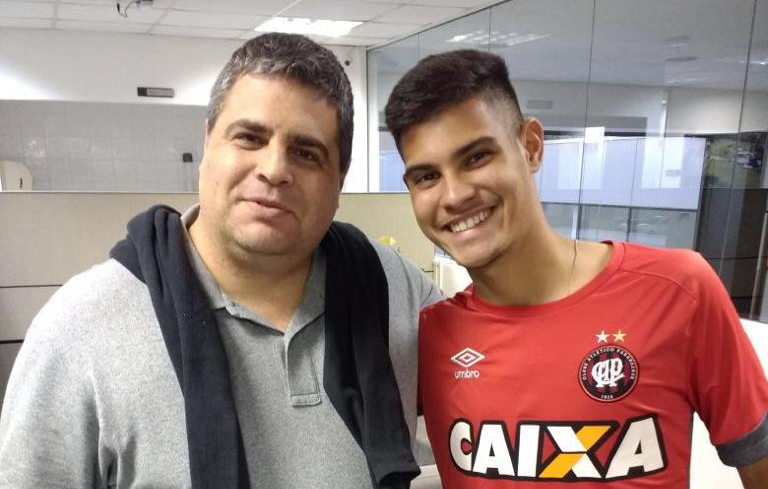 Gustavo Teixeira e Bruno Guimarães