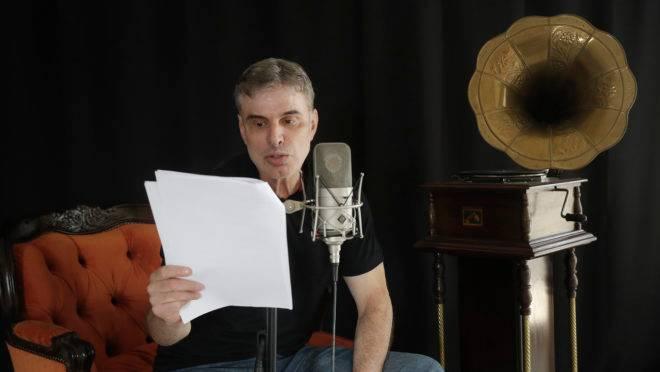Radialista Renato Gaúcho, estrela da programação da Rádio 98 FM.