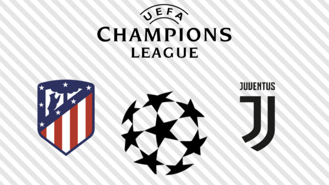 Atlético de Madrid x Juventus: veja na tv