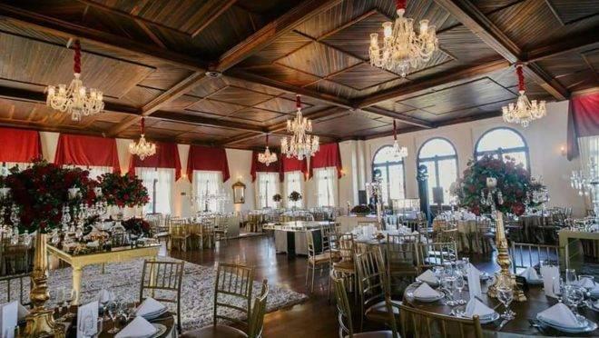 O luxuoso salão do Palácio Garibaldi terá uma noite especial remetendo à Argentina, com empanadas, bife de chorizo e show de tango.