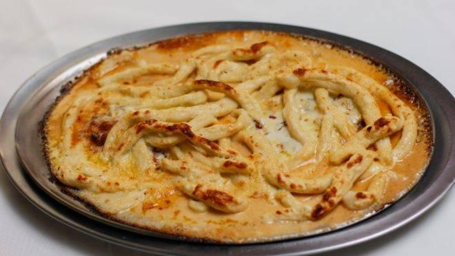 O Fuzillé, um dos pratos campeões na preferência dos clientes da Lellis Trattoria agora ganha também versão individual.