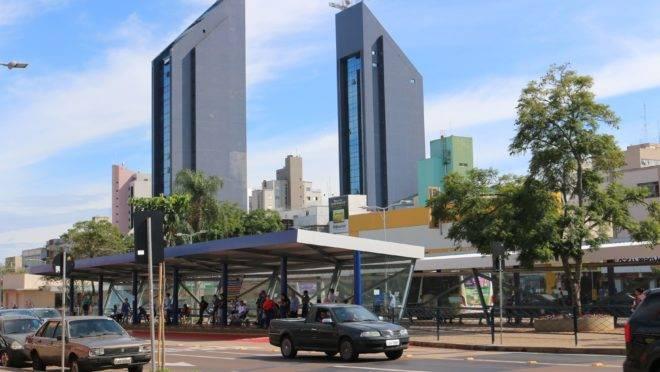 Centro de Cascavel: nomes se articulam para a disputa à prefeitura da cidade.